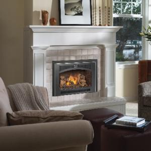 Lopi Stoves – 34 DVL Gas Fireplace Insert